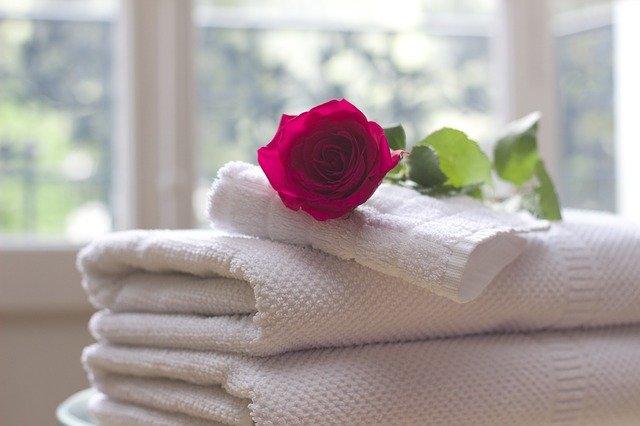 hotelový ručník